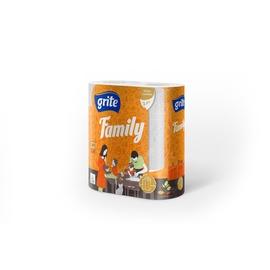 DVIEĻI PAPĪRA GRITE FAMILY 2SL 2GAB
