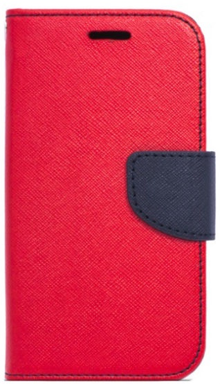 Telone Fancy Diary Bookstand Case For LG Zero/Class Red/Blue