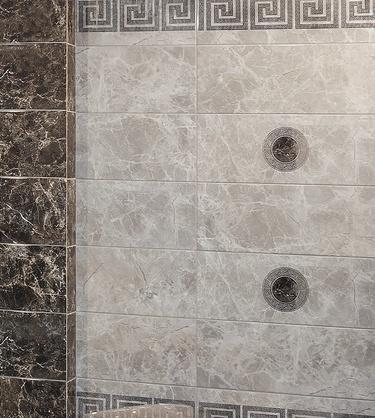 Keramin Elada 2-7 200x500mm Black/Grey