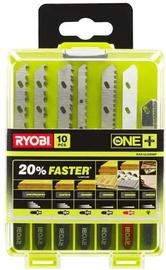Ryobi 10-Piece Saw Blade Set RAK10JSBMP