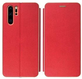 Mocco Frame Book Case For Huawei P30 Red