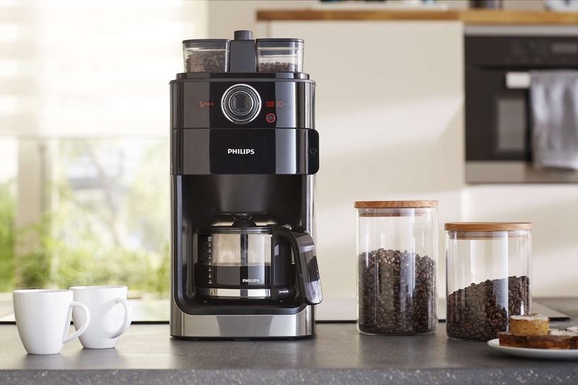 Kafijas automāts Philips Grind & Brew HD7769/00