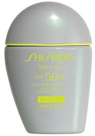 Tonizējošais krēms Shiseido Sun Care Sports Dark Sports, 30 ml