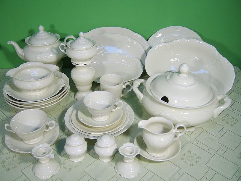 Porcelana Krzysztof Fryderyka Serving Plate 23cm