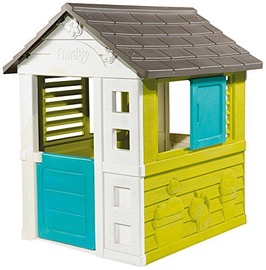 Smoby Pretty Playhouse Green/Blue 310064