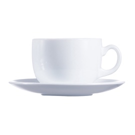 Luminarc Peps Cup and Saucer 22cl 12 pcs
