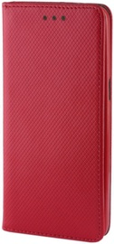 Forever Smart Magnetic Fix Book Case For Huawei P Smart Plus Red