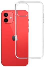 Чехол 3MK Clear Case iPhone 12/12 Pro, прозрачный