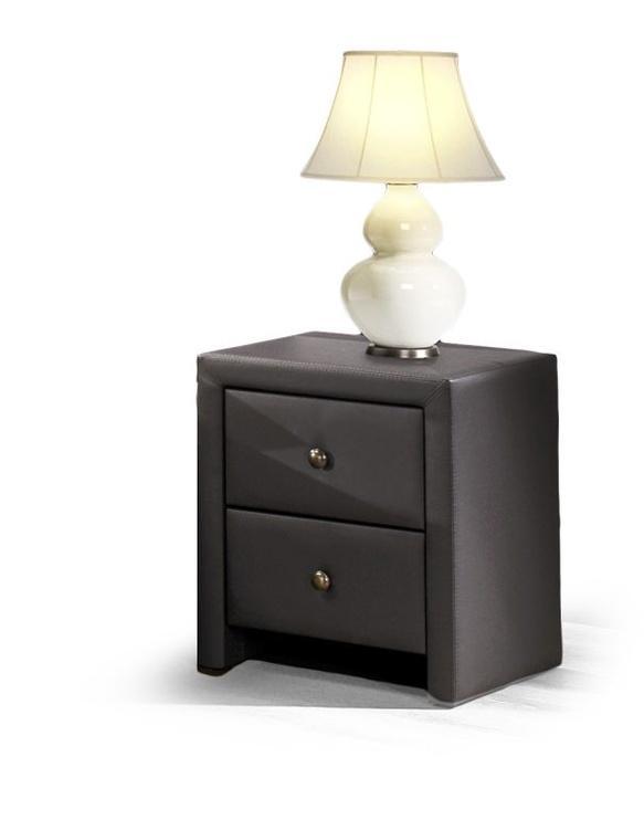 Ночной столик Halmar Prima 2 Black