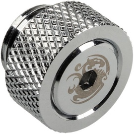 BitsPower Automatic Air-exhaust Fitting Silver