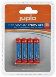 Jupio Maximum Power 1000mAh 4 x AAA