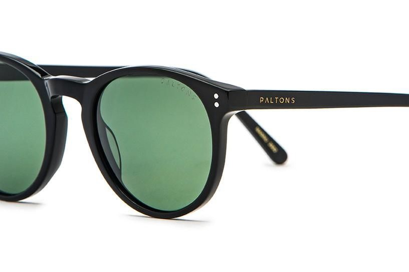 Saulesbrilles Paltons Nasnu Black Emerald, 50 mm