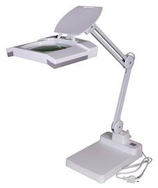 Увеличительное стекло Levenhuk Zeno Lamp ZL25 LED Magnifier White