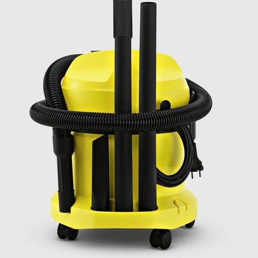 Putekļu sūcējs Kärcher MV2/WD2 Yellow/ Black