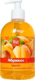 Šķidrās ziepes Bioton Apricot, 500 ml