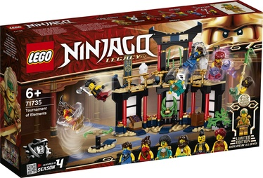 KONS.LEGO NINJAGO TOURN.OF ELEMENTS 71735