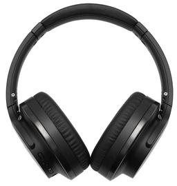 Austiņas Audio-Technica ATH-ANC900BT Black, bezvadu