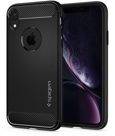 Spigen Rugged Armor Back Case For Apple iPhone XR Black