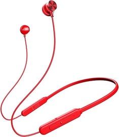 Austiņas Usams YD-S1 Red, bezvadu