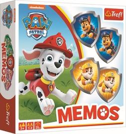 Настольная игра Trefl Paw Patrol Memory Game 01892