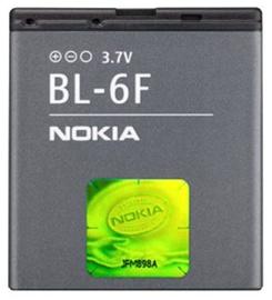 Nokia BL-6F Original Battery 1200mAh