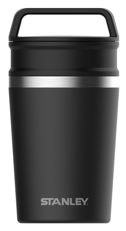 Stanley Adventure Vacuum Mug 0.23l Matt Black
