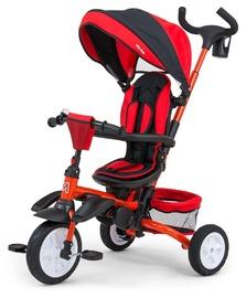 Трехколесный велосипед Milly Mally Stanley 6in1, красный