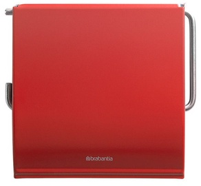 Brabantia Toilet Roll Holder Passion Red
