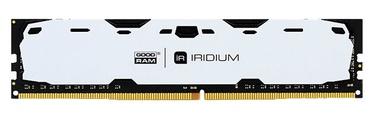 Operatīvā atmiņa (RAM) Goodram IRIDIUM White IR-W2400D464L15S/8G DDR4 8 GB