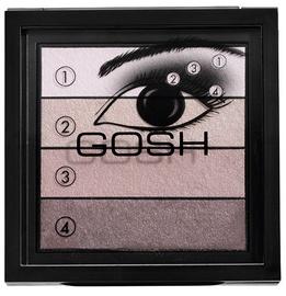 Тени для век GOSH Smokey Eyes Palette Plum