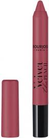 Lūpu krāsa BOURJOIS Paris Velvet The Pencil Matt 07, 3 g