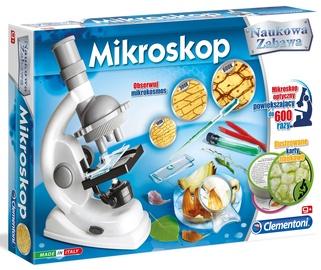 Intelektuāla rotaļlieta Clementoni Mikroskop 60467