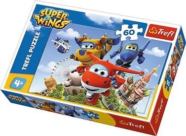 Пазл Trefl Super Wings 17307, 60 шт.