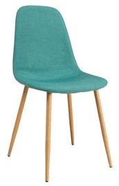 Ēdamistabas krēsls Signal Meble Fox Mint, 1 gab.
