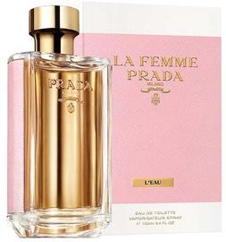 Туалетная вода Prada La Femme L'Eau 100ml EDT