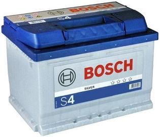 Akumulators Bosch Modern Standart S4 006, 12 V, 60 Ah, 540 A