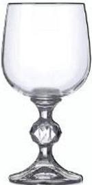 Vīna glāze Bohemia Crystalex Klaudie, 0.23 l, 6 gab.