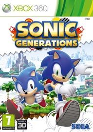 Sonic Generations Xbox 360