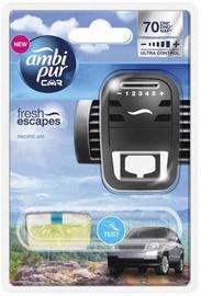 Ambi Pur CAR3 Diffuser & Pacific Air Refill 7ml