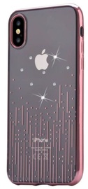Devia Crystal Meteor Back Case For Apple iPhone 7 Plus/8 Plus Pink