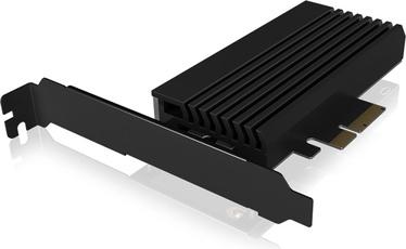 Paplašināšanas karte RaidSonic ICY BOX IB-PCI224M2-ARGB Adapter M.2 Card to PCIe 4.0 x4