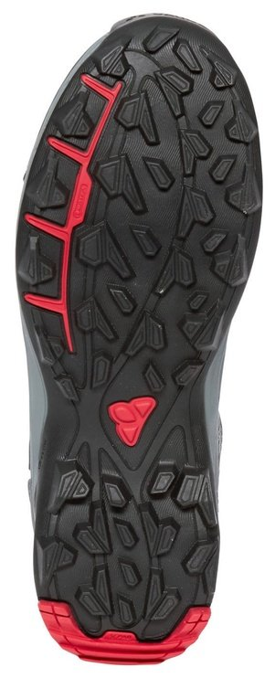 Vaude Kids Lapita Mid CPX Indian Red 35