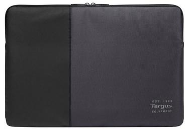 Чехол для ноутбука Targus, черный/красный, 14″