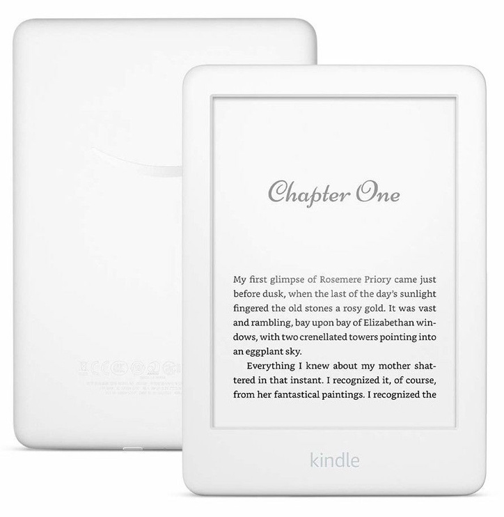 Электронная книга Amazon Kindle 10 White, 4 ГБ