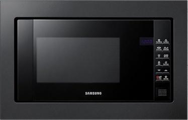 Встроенная микроволновая печь Samsung Built-In Grill Microwave FG77SUB 20L Black