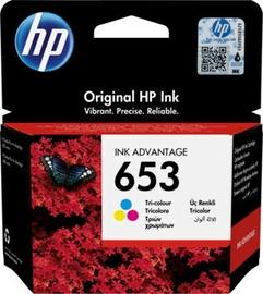 Printera kasetne HP No 653 Color