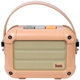 Bezvadu skaļrunis Divoom Macchiato Royal Pink, 6 W