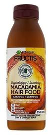 Garnier Fructis Smoothing Macadamia Hair Food Shampoo 350ml