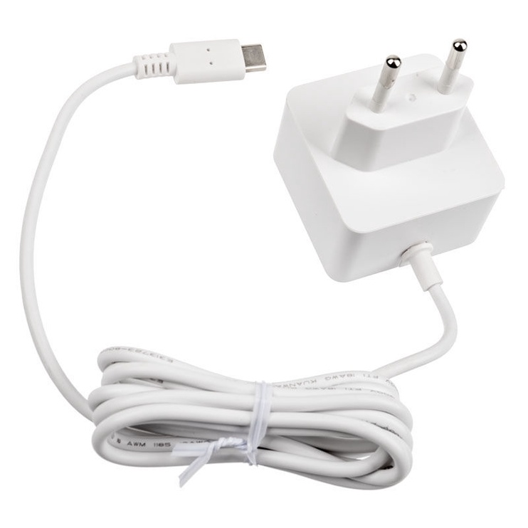 Raspberry Pi 15.3W USB-C Power Supply White