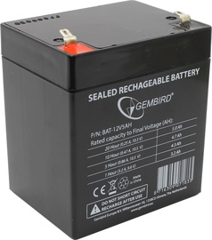 Gembird Rechargeable Battery BAT-12V5AH
